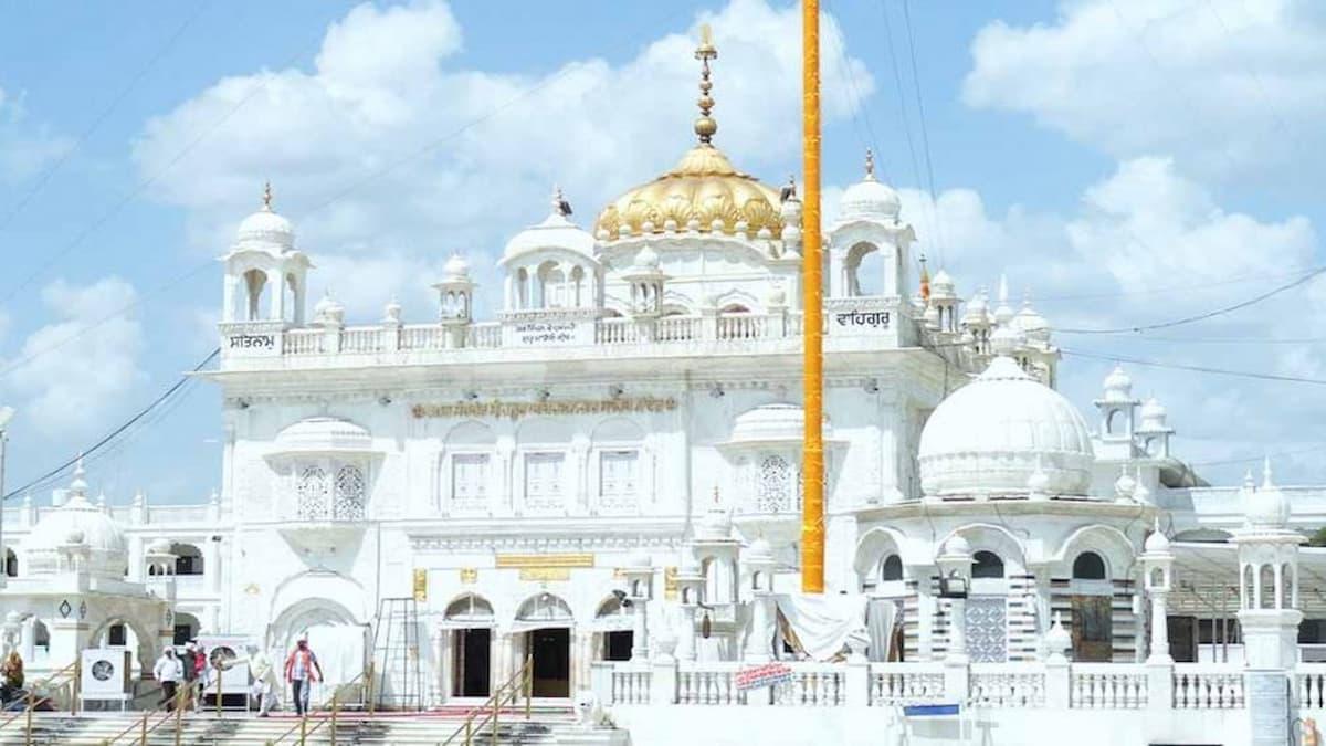 Gurudwara Takht Shri Hazoor Saheb