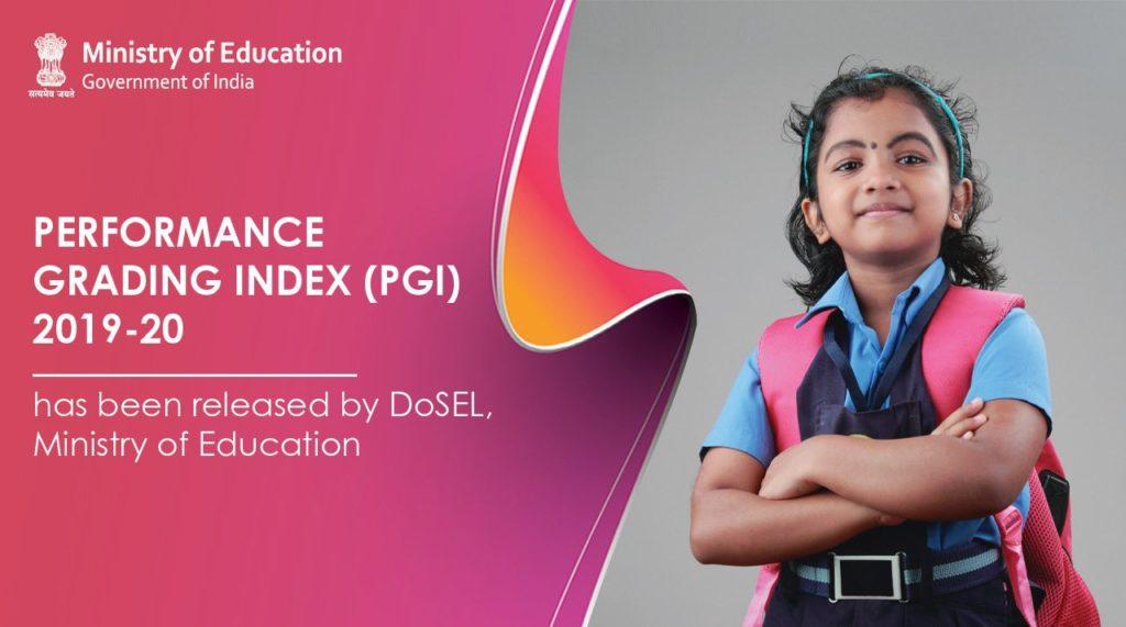 Punjab Tops Performance Grading Index