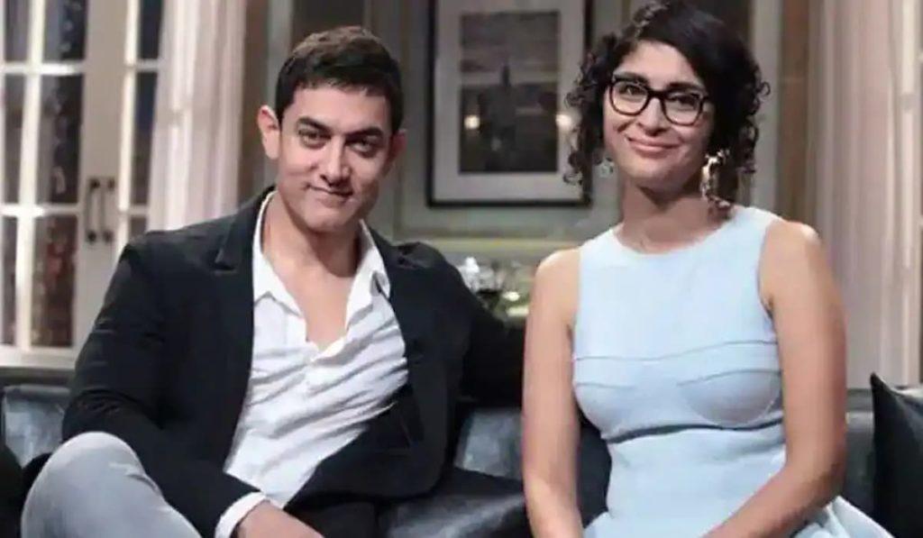 Aamir Khan, Kiran Rao announces Divorce after 15 years of marriage