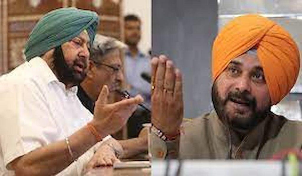 Sidhu vs Captain