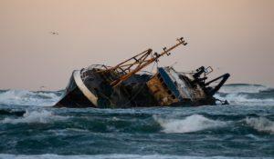 Tunisia Shipwreck