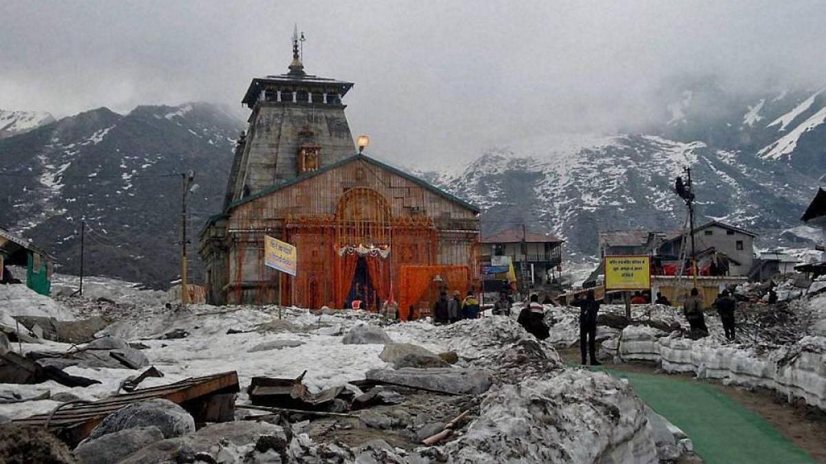 Uttarakhand Govt Knows SC Doors for Chardham Yatra