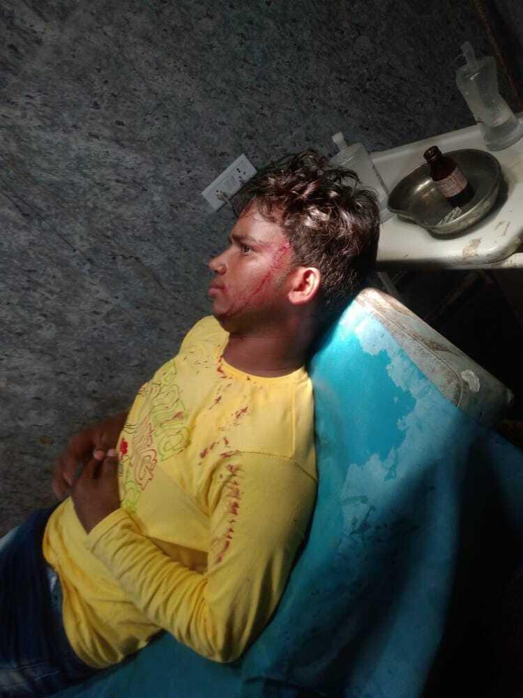 Chhatra Parishad member Amir Sohel lying