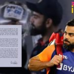 Kohli to Step Down as T20 Captain after world cup