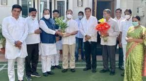 Uttarakhand Transport Minister Yashpal Arya Joins Congress with MLA Son